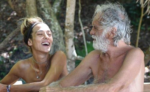 Soleil Sorge e Riccardo Fogli - Isola dei Famosi 2019