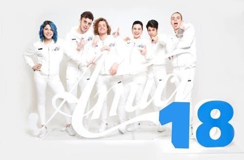 Squadra Bianca - Amici 2019