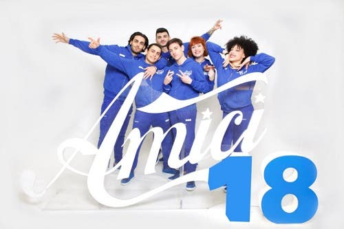 Squadra Blu - Amici 2019