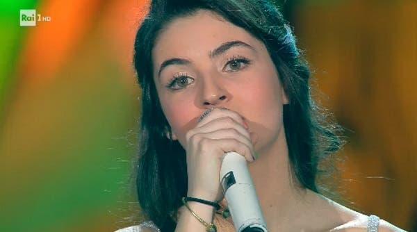 Tecla Insolia - Finale Sanremo Young 2019