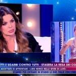 Barbara D'Urso, Alba Parietti