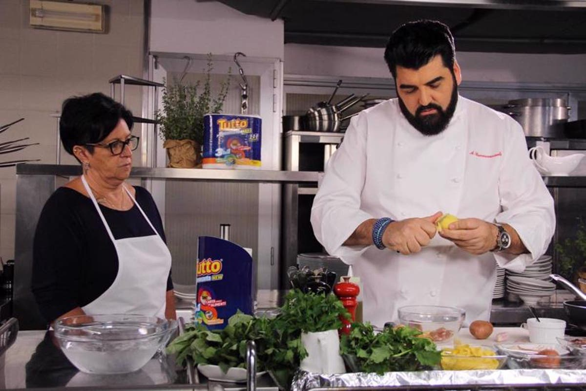 Cucine Da Incubo 7 Cannavacciuolo Chiude La Stagione All Angolo Toscano Davidemaggio It