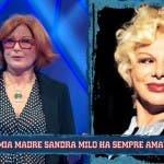 Debora Ergas (figlia di Sandra Milo) a Italia Sì