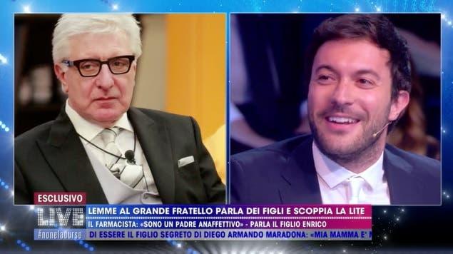 Enrico Lemme - Live Non è la D'Urso