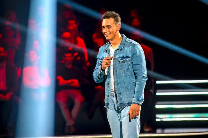 Filippo Cantele - The Voice 2019