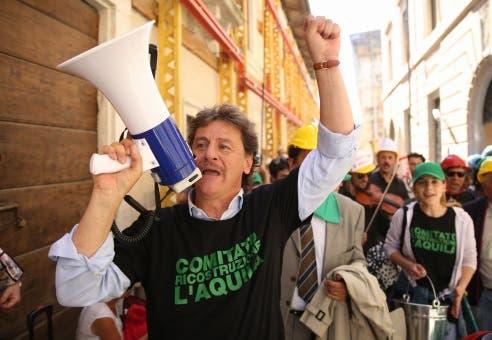 L'Aquila - Grandi Speranze - Giorgio Tirabassi