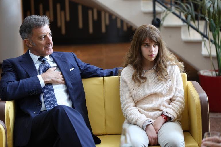L'Aquila - Grandi Speranze - Luca Barbareschi e Rosa Enginoli