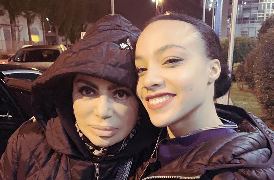 Loredana Bertè e Valentina Vernia - Amici 2019