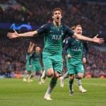 Manchester City vs Tottenham - Fernando Llorente