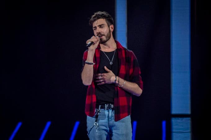 Matteo - The Voice 2019