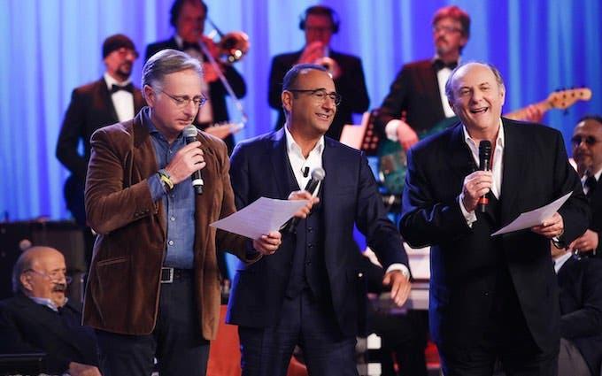 bonolis, conti, scotti ascolti tv 11 aprile 2019