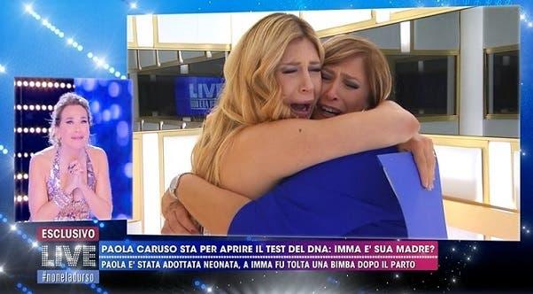 Paola Caruso e Imma - Live