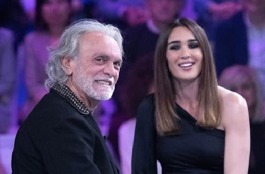 Riccardo Fogli e Silvia Toffanin - Verissimo