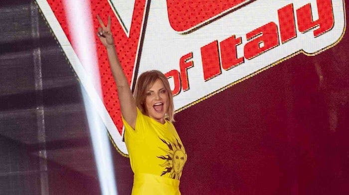 simona ventura ascolti the voice