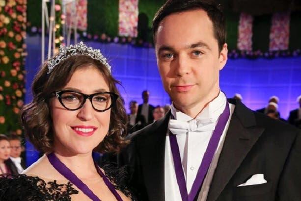 Amy e Sheldon - The Big Bang Theory