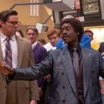 Andrew Rannels e Don Cheadle in BLACK MONDAY