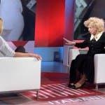 Eleonora Daniele e Sandra Milo - Storie Italiane