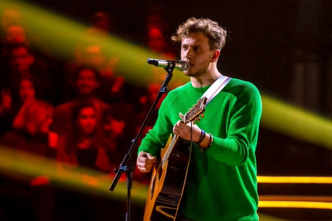 Domenico Iervolino - The Voice 2019