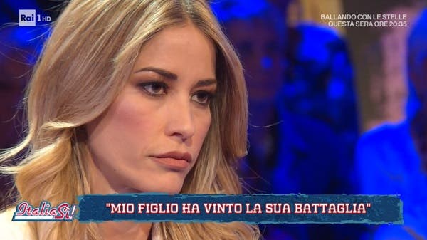 Elena Santarelli - Italia Sì