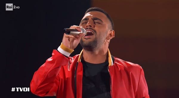 Francesco Da Vinci - The Voice 2019