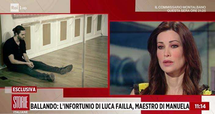 Infortunio Luca Favilla - Storie Italiane