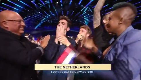 L'Olanda vince l'ESC 2019