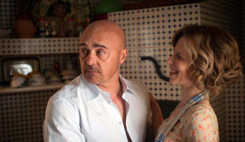 Luca Zingaretti e Sonia Bergamasco