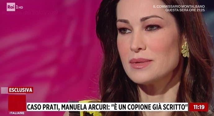 Manuela Arcuri - Storie Italiane