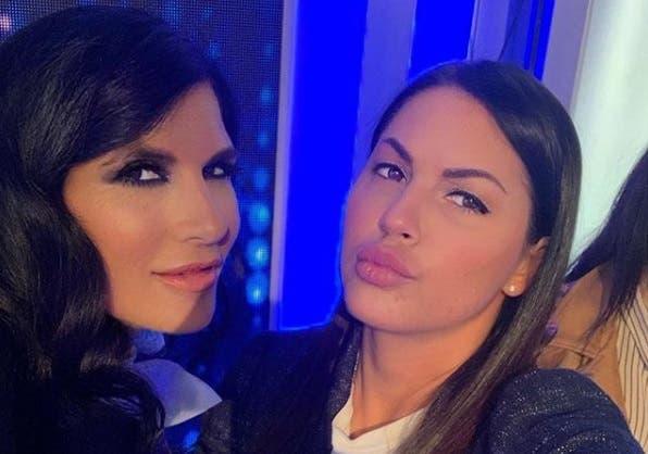 Pamela Prati ed Eliana Michelazzo (da Instragram)