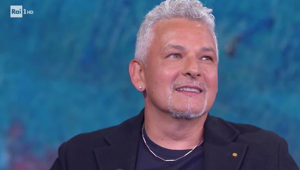 Roberto Baggio a Che Tempo che Fa