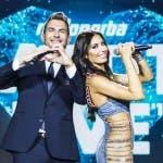 Alan Palmieri ed Elisabetta Gregoraci - Battiti Live