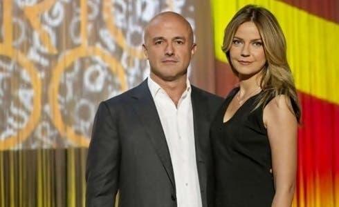 Gianluigi Nuzzi e Alessandra Viero