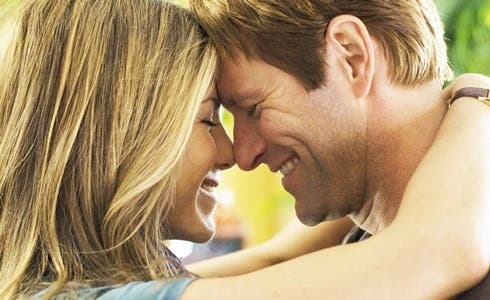 Jennifer Aniston e Aaron Eckhart in Qualcosa di Speciale