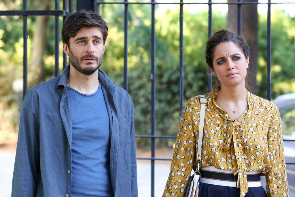 La Casa di Famiglia - Lino Guanciale e Matilde Gioli