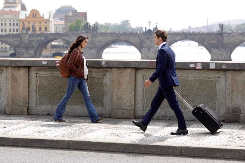 Lontano da Te - Megan Montaner e Alessandro Tiberi