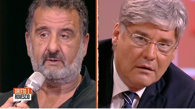 Riccardo Guidi e Paolo Del Debbio - Dritto e Rovescio