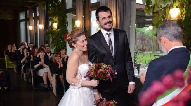 Stefano Soban e Sara Wilma Milani