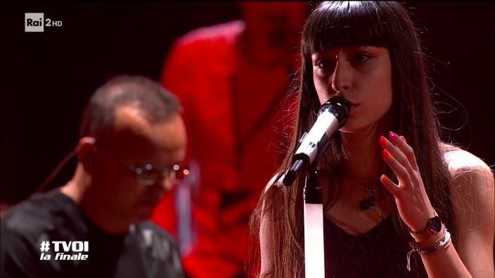The Voice - Gigi D'Alessio e Carmen Pierri