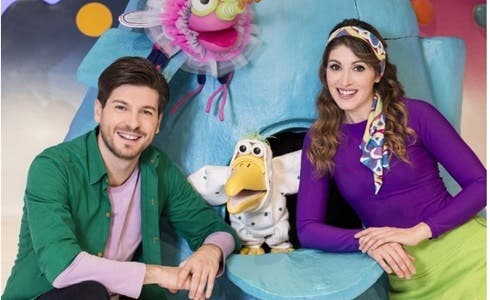 Andrea Beltramo, Dodò e Laura Carusino
