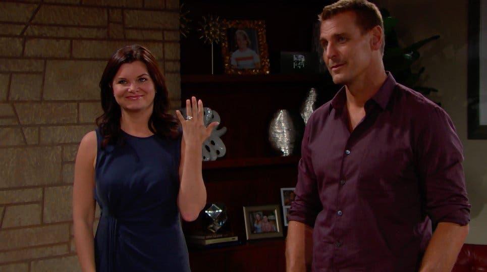 Beautiful anticipazioni: Katie e Thorne decidono di sposarsi