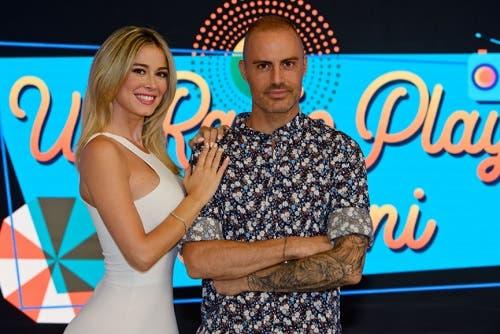 Diletta Leotta e Daniele Battaglia - W Radio Playa