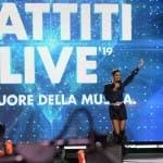 Elisabetta Gregoraci - Battiti Live 2019
