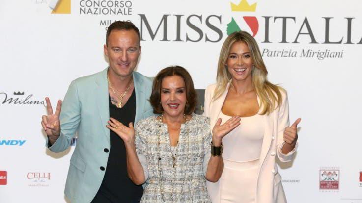 Facchinetti, Mirigliani, Leotta - Miss Italia
