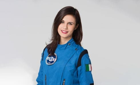 Linda Raimondo in Missione Spazio Reloaded
