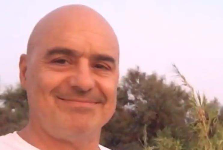 Luca Zingaretti (da Instragram)