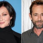 Shannen Doherty e Luke Perry
