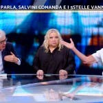 Stasera Italia, Sgarbi vs Mughini