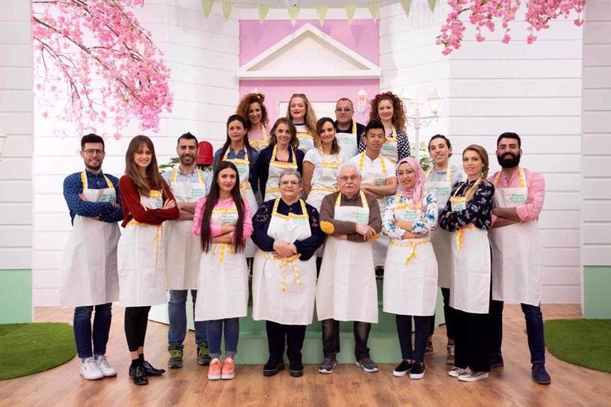 Bake Off 2019 - I Concorrenti