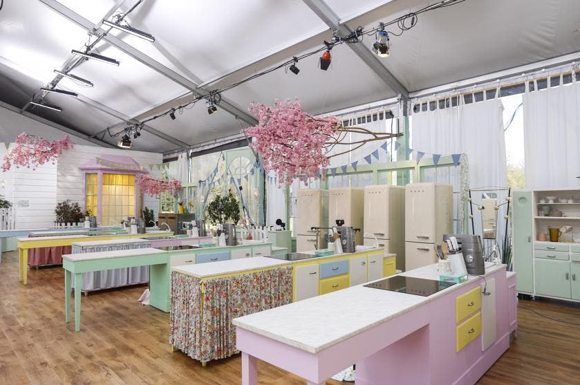 Bake Off 2019 - Il Set
