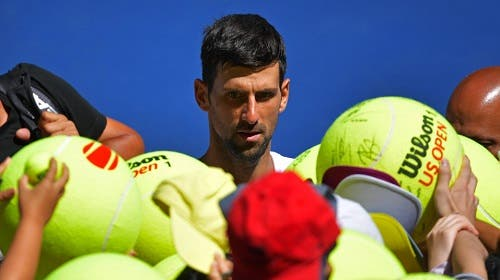 Djokovic - US Open